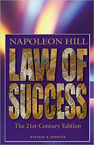 law of success by napoleon hill