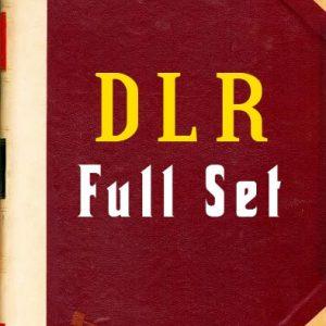 Dhaka Law Reports DLR