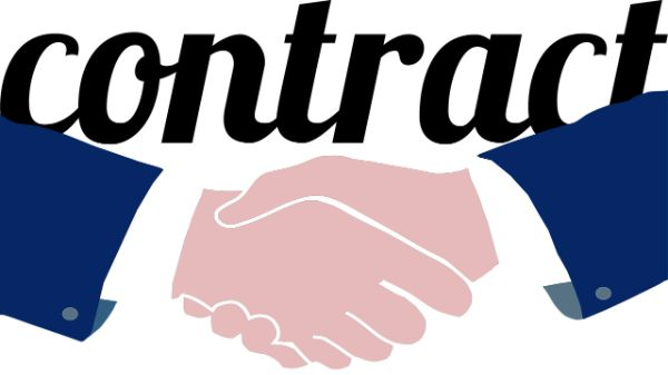 Service employment contract