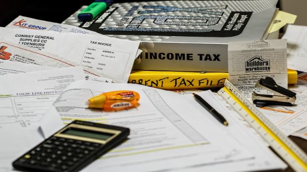 Income Tax Return Salaried Person Documents